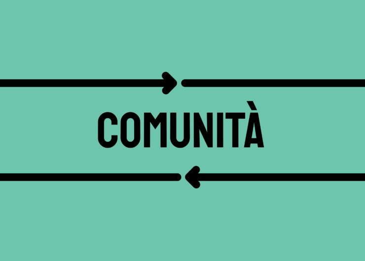 Una definizione di Comunità