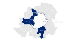 Conferenza stampa di presentazione delle sperimentazioni territoriali del progetto Top Metro Fa Bene