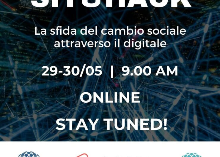 Hackathon SIT&Hack, la sfida del cambiamento sociale attraverso il digitale